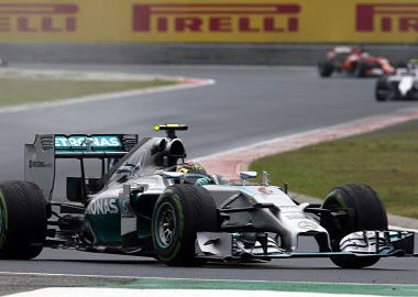 Mercedes Formula One