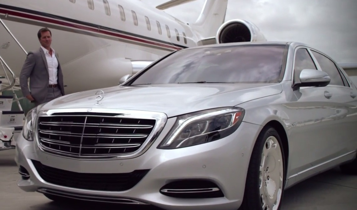 here's the 2016 mercedes-maybach s600 video brochure