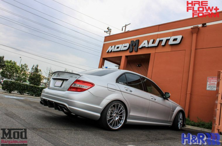 Check Out This Mercedes C63 AMG From Mod Auto