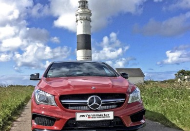 Performaster Boosts Power Of Mercedes-Benz CLA 45 AMG Shooting Brake