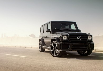 Ares Performance Unveils Tuned Mercedes-Benz G63 AMG