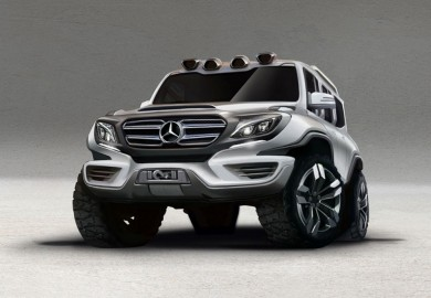 Ares Design Releases Rendering Of Future Mercedes-Benz G-Class