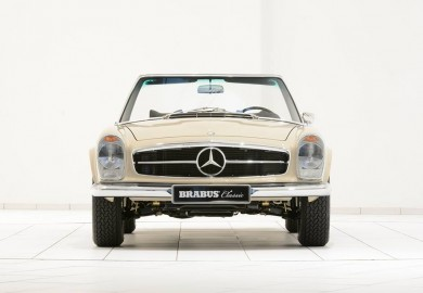 Check Out This Restored Mercedes-Benz SL Pagoda