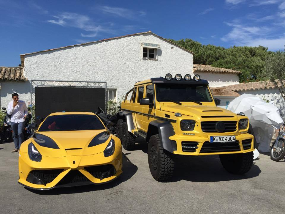 2015 Amg Gt >> Mansory Impresses With Its Tuned Mercedes-Benz G63 AMG 6x6 - BenzInsider.com - A Mercedes-Benz ...