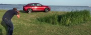 2016 Mercedes-Benz GLE Coupe Cruises Along The Baltic Coast