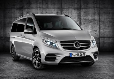 Check Out The Mercedes-Benz V-Class AMG Line