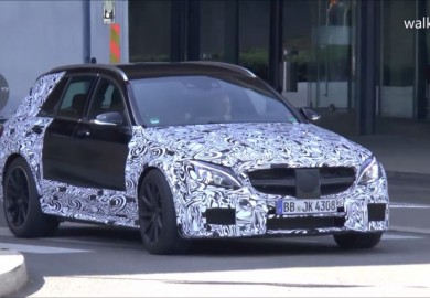 Appearance Of Mercedes-AMG C63 Estate Prototype Baffles Industry Watchers
