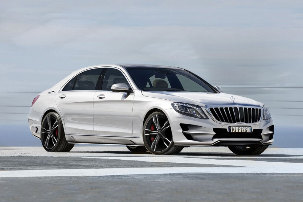 mercedes-benz s-class enhanced by ares performance - benzinsider com