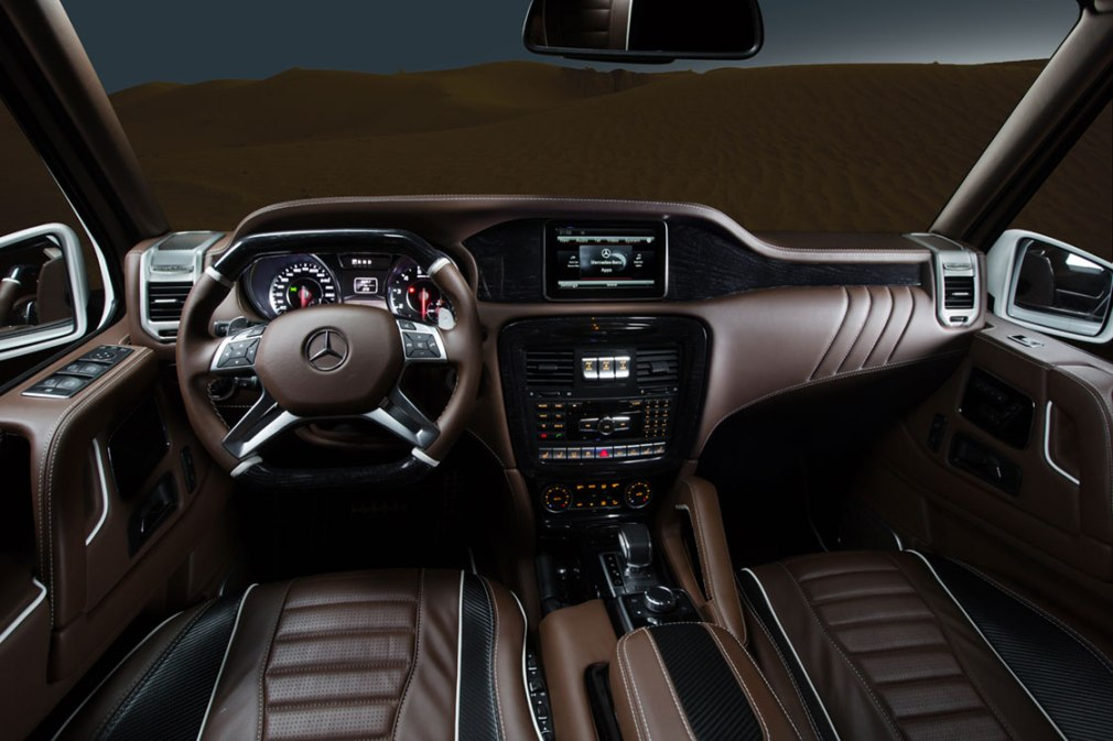 Ares Performance Unveils Tuned Mercedes-Benz G63 AMG ...
