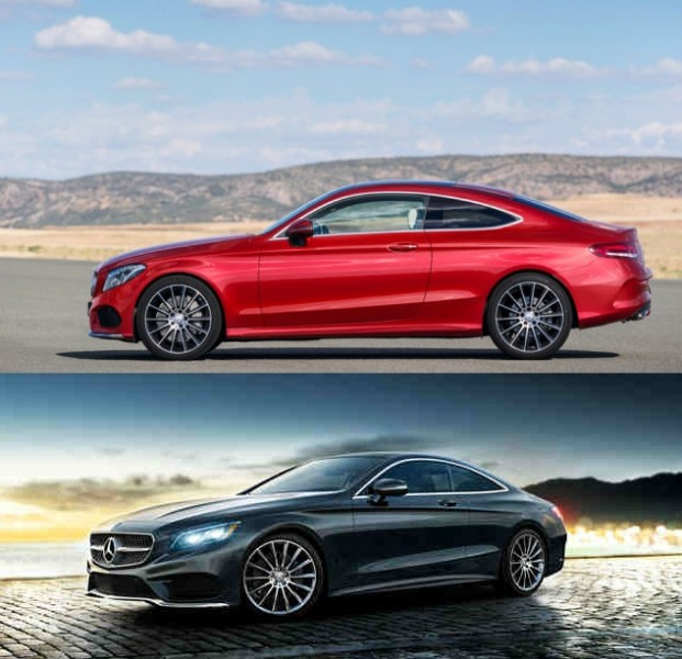 How much will the mercedes benz c class coupe cost for How much is a new mercedes benz
