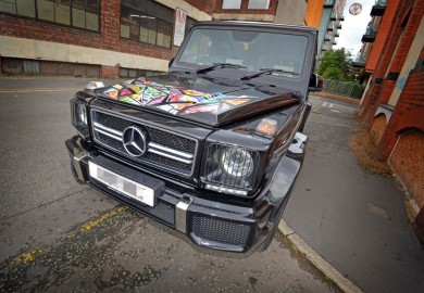 Mercedes-Benz G-Class (1)