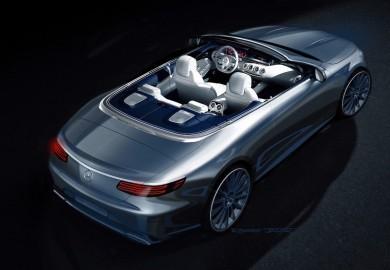 Mercedes-Benz-S-Class Cabriolet