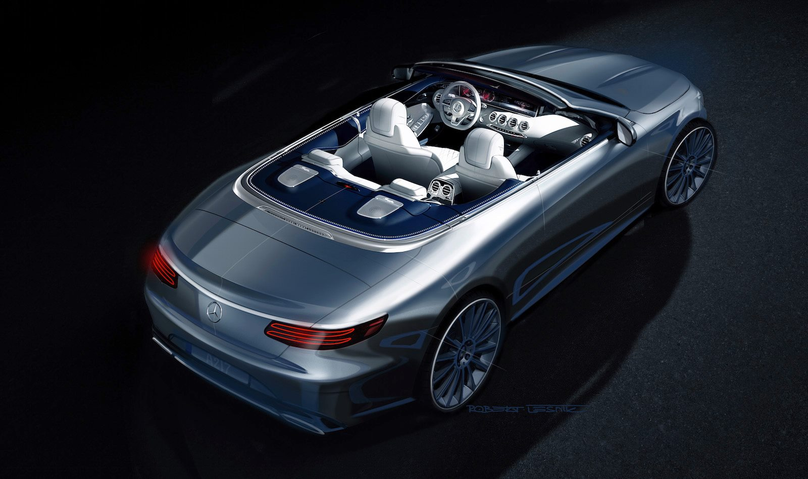 mercedes benz s class cabriolet revealed. Black Bedroom Furniture Sets. Home Design Ideas