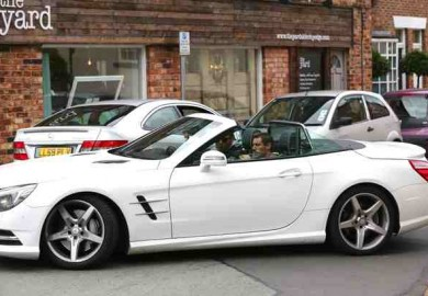 Mercedes-Benz SL Ryan Thomas (1)