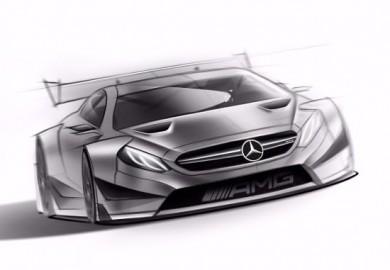Mercedes DTM Concept Car (1)
