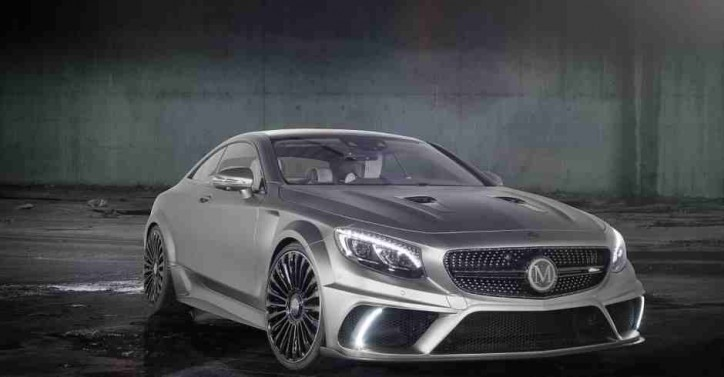 mansory mercedes S63 amg coupe (1)