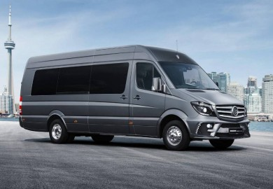 Brabus Business Lounge Sprinter Unveiled