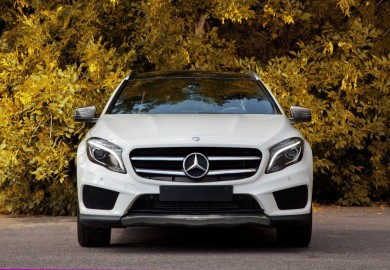Mercedes-Benz GLA Kit Unveiled By Carbon Pro
