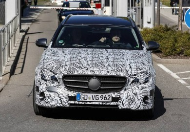 New Spy Shots Of The 2017 Mercedes-Benz E-Class Estate