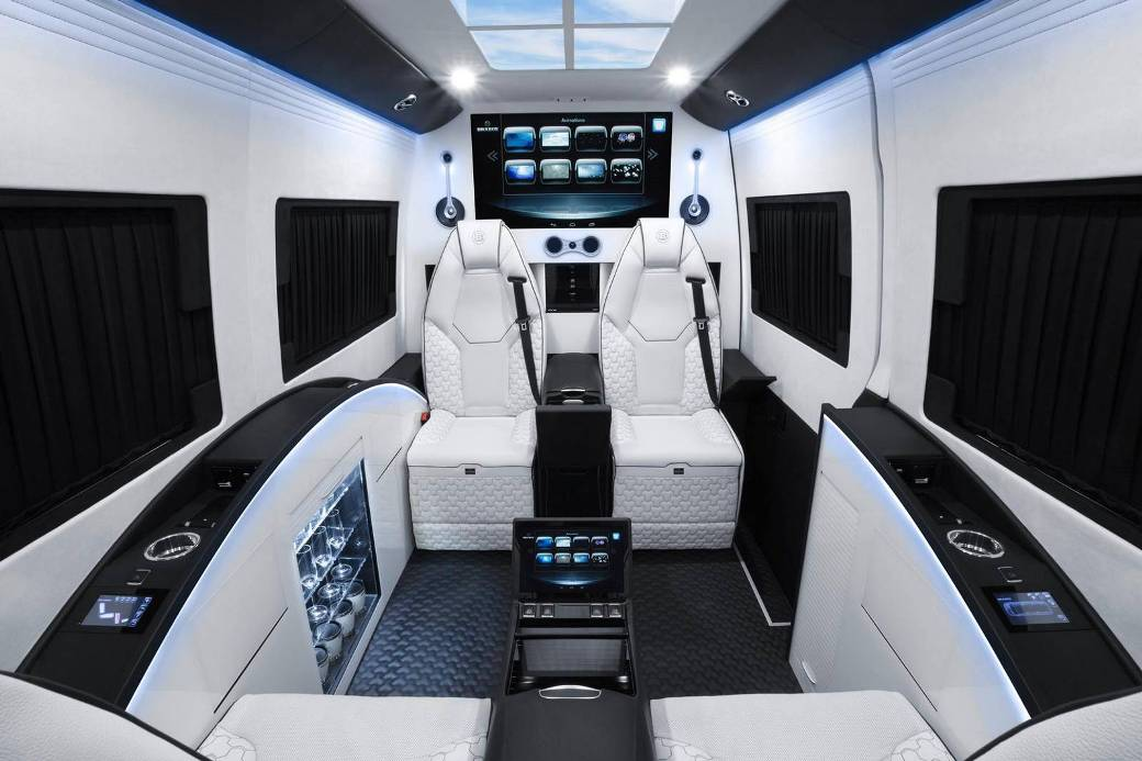 Mercedes Sprinter Lounge