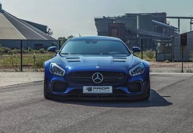 Prior Design Reveals Mercedes-AMG GT Widebody Kit