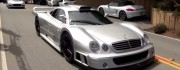 Mercedes-Benz CLK GTR Spotted During The Monterey Car Week 2015