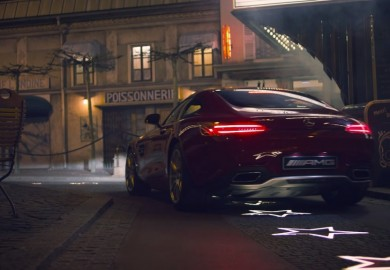 Mercedes-AMG GT Featured In New Promotional Video