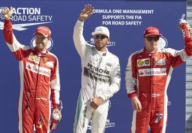 Formula One Meredes AMG Petronas Lewis Hamilton 2015 Italian Grand Prix Monza
