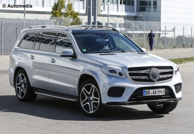LA Auto Show Debut For Facelifted Mercedes-Benz GLS And SL