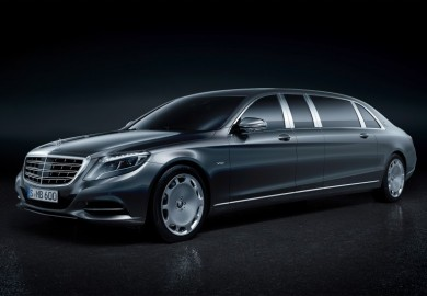 2018 Mercedes-Maybach Pullman (1)