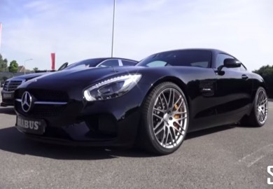 Video Tour Of The Brabus Mercedes-AMG GT