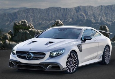 Mercedes-Benz S63 AMG Coupe Tuned By Mansory Again