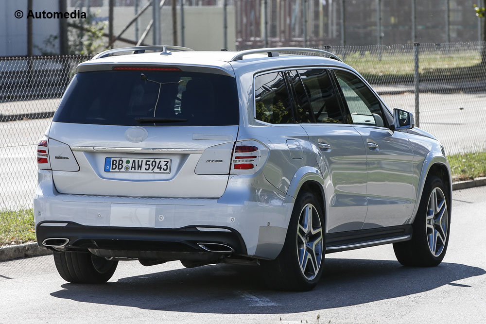 La Auto Show Debut For Facelifted Mercedes Benz Gls And Sl