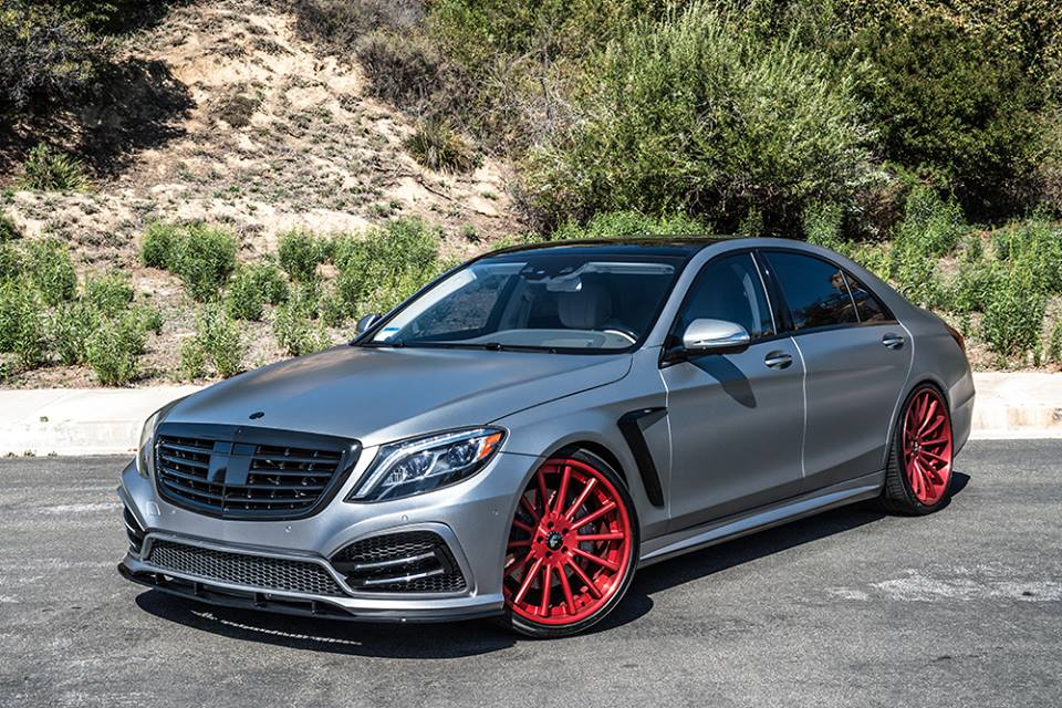 Forgiato wheels tunes mercedes benz s550 for Mercedes benz custom rims