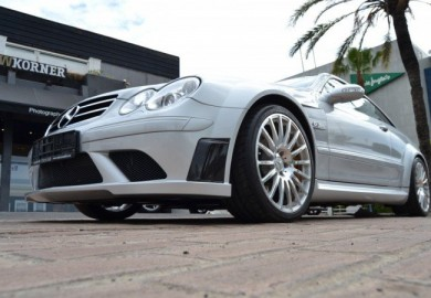 Mercedes-Benz CLK63 AMG Black Series Available Though Cohen & Cunild