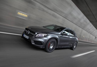 Mercedes-Benz GLA45 AMG Tuned By Vath