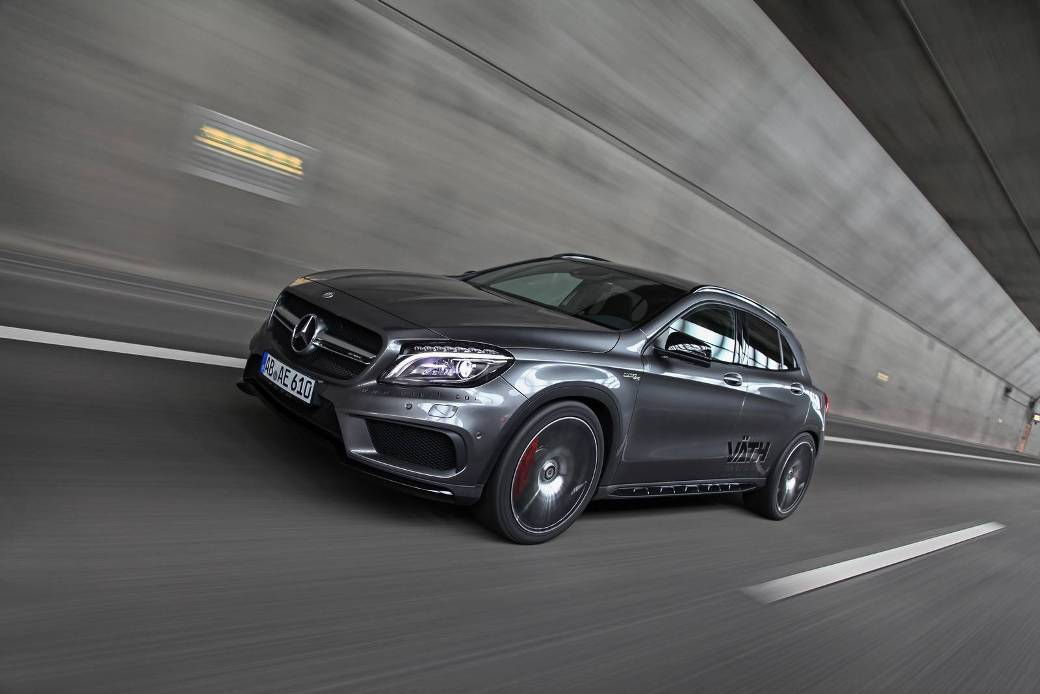 Mercedes benz gla45 amg tuned by vath for 2017 mercedes benz gla 250 floor mats