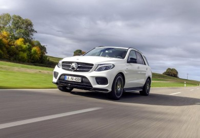 Mercedes-Benz GLE 450 AMG 4MATIC Unveiled