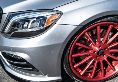 Forgiato Wheels Tunes Mercedes-Benz S550