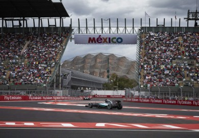 Formula One Mercedes F1 Mexico Mexican Grand Prix
