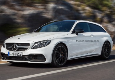 Mercedes-AMG C63 S Shooting-Brake