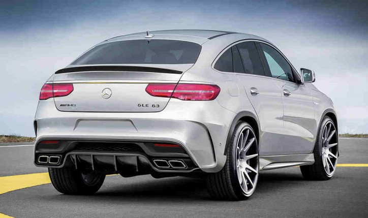 guru tuning restyles the mercedes amg gle 63 coupe. Black Bedroom Furniture Sets. Home Design Ideas