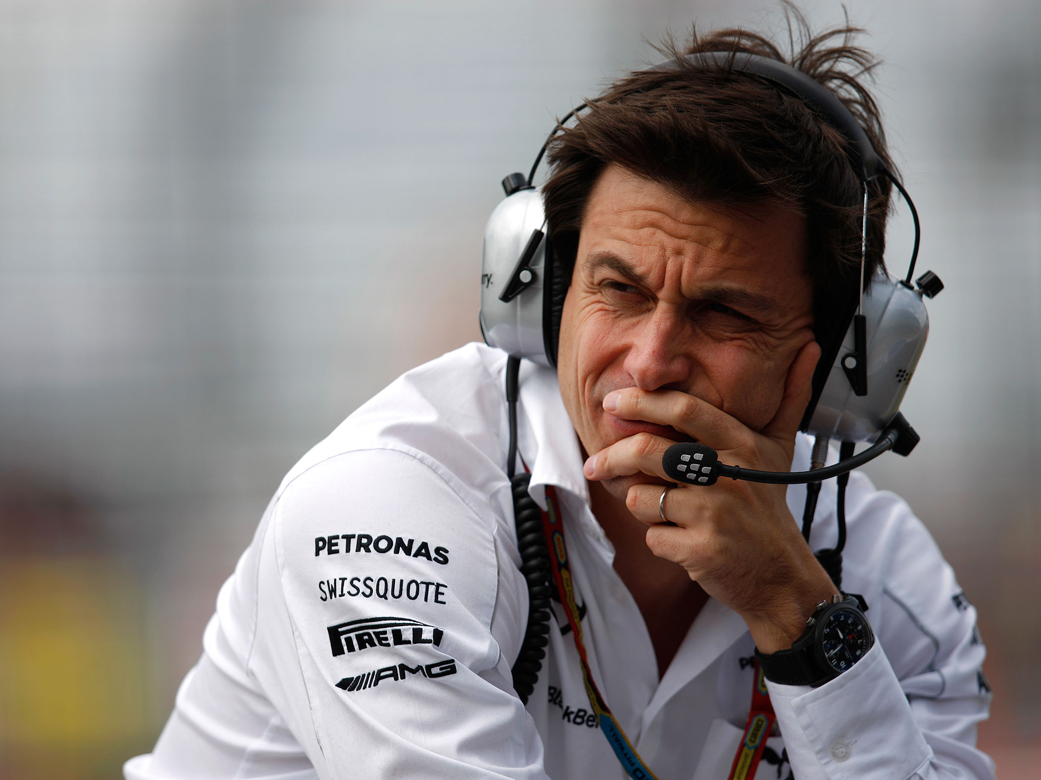 Toto Wolff Opposes Getting Independent Engine Supplier in F1