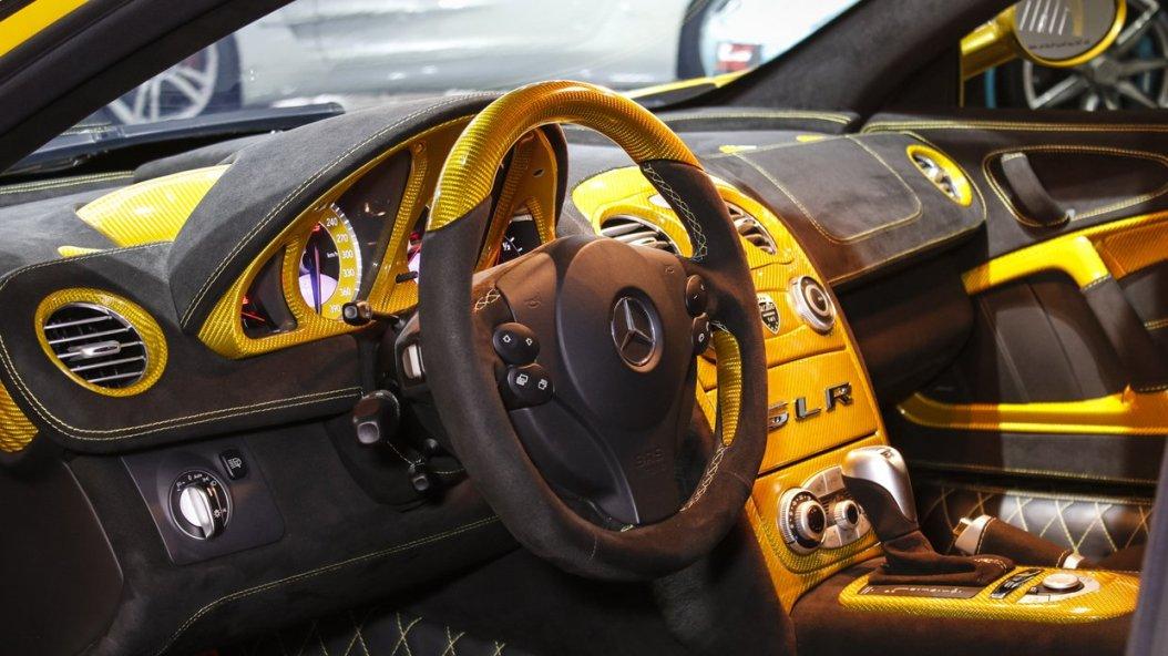 Hamann-Tuned Mercedes-Benz SLR McLaren Available In Dubai