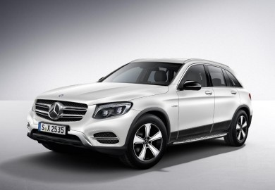 Mercedes-Benz GLC F-Cell To Be Launched In 2017