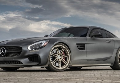 Mercedes-AMG GT Tuned By HG Motorsports
