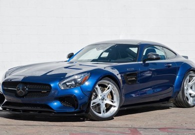 West Coast Motoring Offers A Mercedes-AMG GT Wide Body Kit