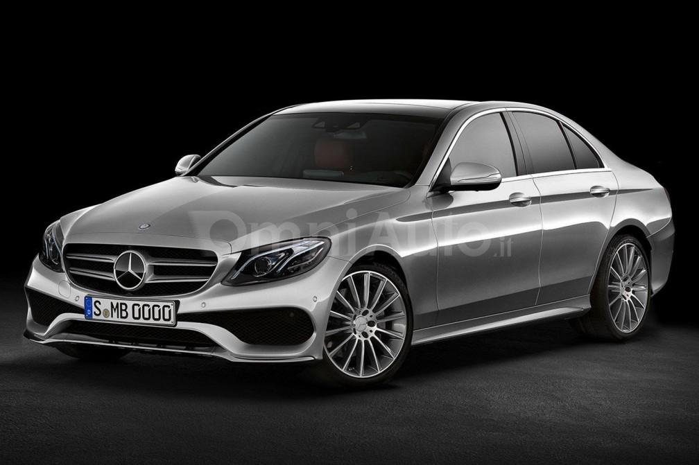 Upcoming Mercedes-Benz E-Class Sedan Digitally Rendered
