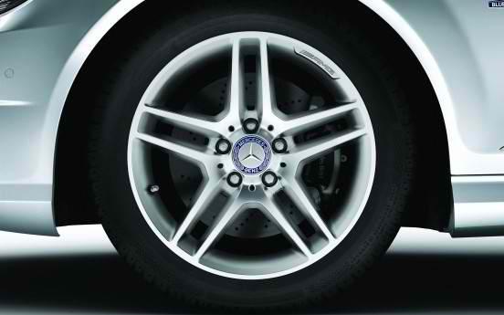 17 inch Mercedes Benz wheels rims fit AMG C CL CLK CLS E S SL class 1