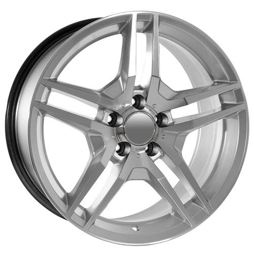 17 inch Mercedes Benz wheels rims fit AMG C CL CLK CLS E S SL class